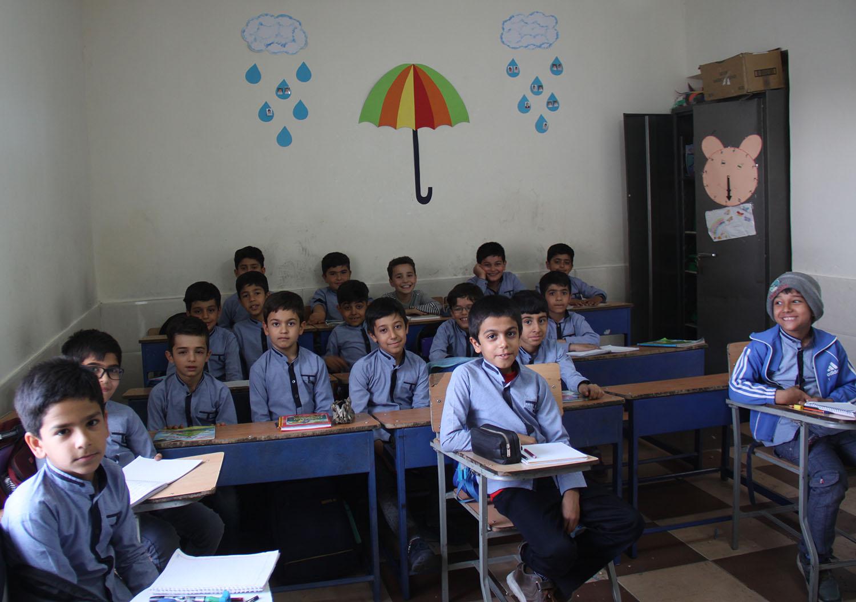 حذف مدارس غیر استاندارد از اولویتهای آموزش و پرورش چرداول