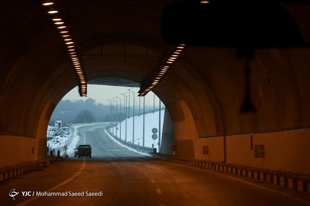 نرخ عوارض قطعه اول تهران-شمال تعیین شد/ تهران تا چالوس 1ساعت و نیم کوتاه میشود
