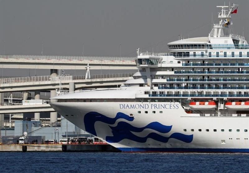 کشتی قرنطینه شده دایاموند پرینسس