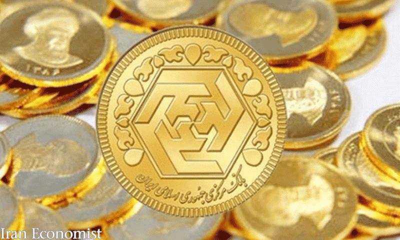 نرخ سکه و طلا در ۲۳ بهمن/سکه بهار آزادی به قیمت ۵ میلیون و ۴۵ هزار تومان رسید