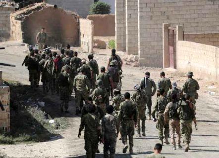 ۱۸ گروه تروریستی که ارتش سوریه باید شکست دهد