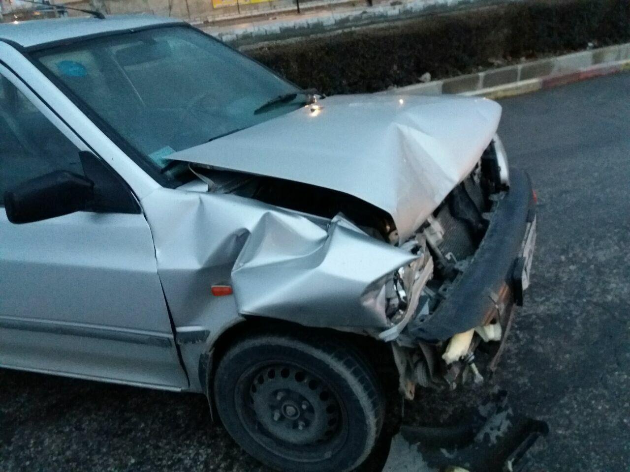 حادثه رانندگی در خوشاب یک کشته برجای گذاشت