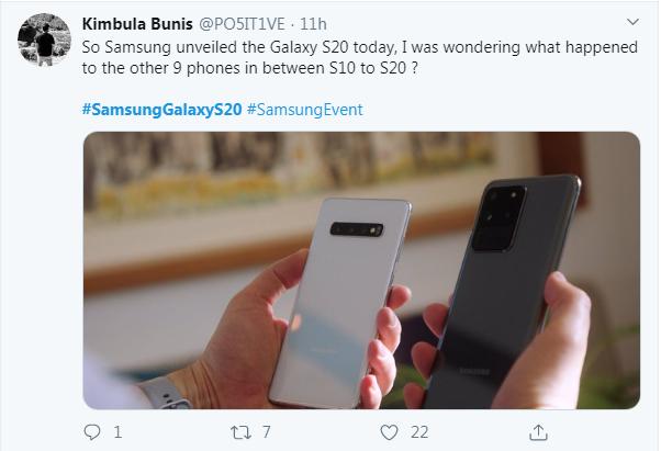 واکنش توئیتری کاربران به رونمایی محصولات سامسونگ