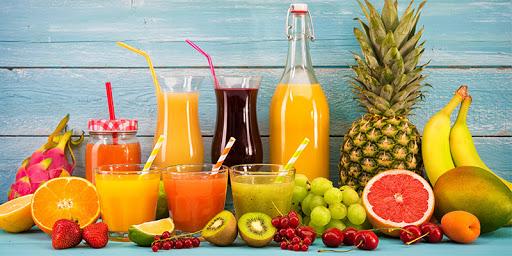 اثرات آب میوه
