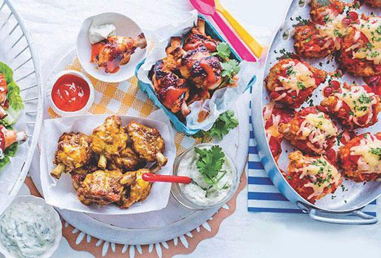 از سالاد ماهی و سیب زمینی داغ تا دسر خوشمزه پاناکوتا برای عصرانه + طرز تهیه