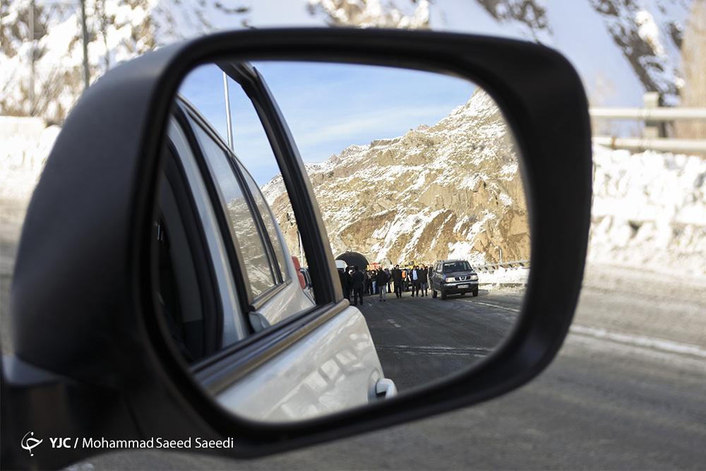 آزادراه تهران شمال به صورت آزمایشی به بهرهبرداری رسید