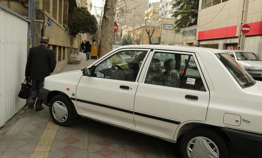 اگر خودروی فردی مانع ورود به پارکینگ منزل شود چه باید کرد؟