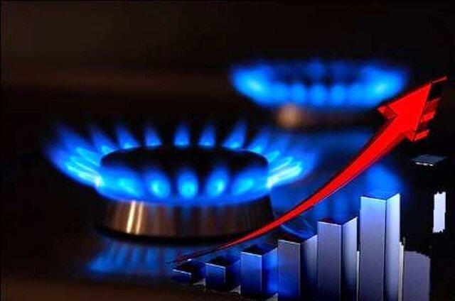 مصرف ۶۰۰ میلیون مترمکعب گاز در مصارف خانگی