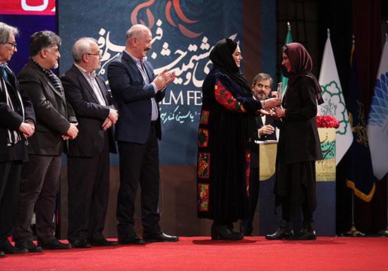 بهترین بازیگر نقش اصلی زن جشنواره فیلم فجر