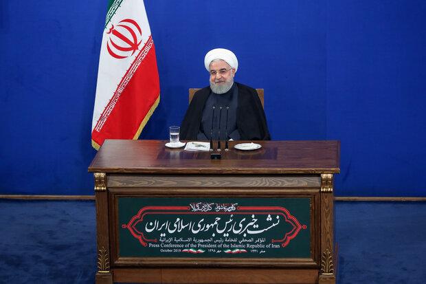 نشست خبری رئیسجمهور ۲۷ بهمن برگزار میشود