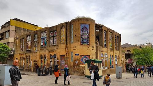 تکذیب خبر صدور پروانه تخریب و نوسازی ملک خیابان صف