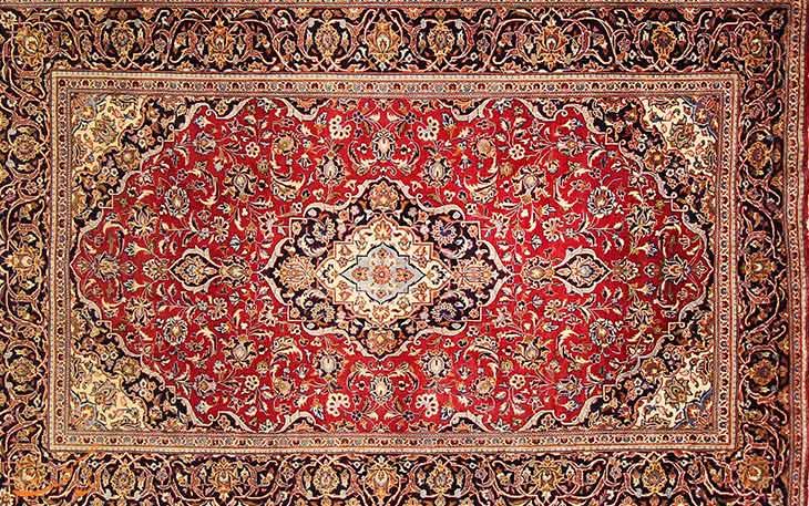 فرش ایرانی کد اصالت و هویت میگیرد