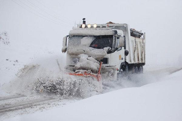 راه دسترسی ۲۴۴ روستای آذربایجانغربی بسته است