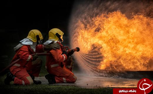 آتش نشانی سمنان را دریابید/به روزرسانی تجهیزات آتش نشانی ضرورتی انکار ناپذیر
