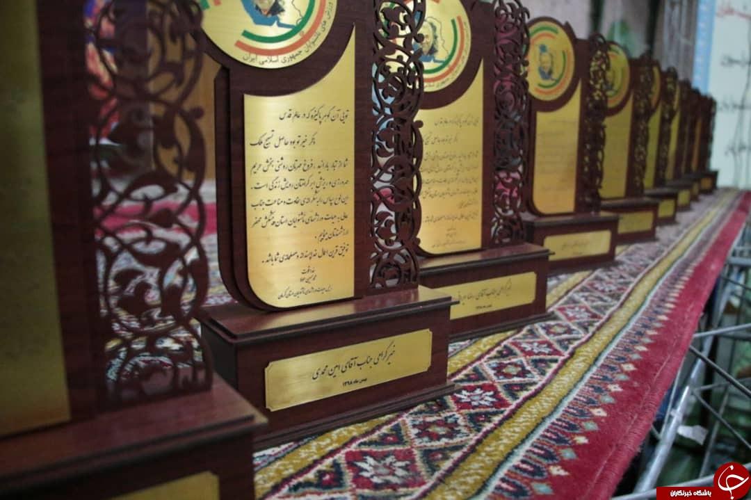افتتاحیه جشنواره فرهنگی - ورزشی ناشنوایان در زنگی آباد + تصاویر