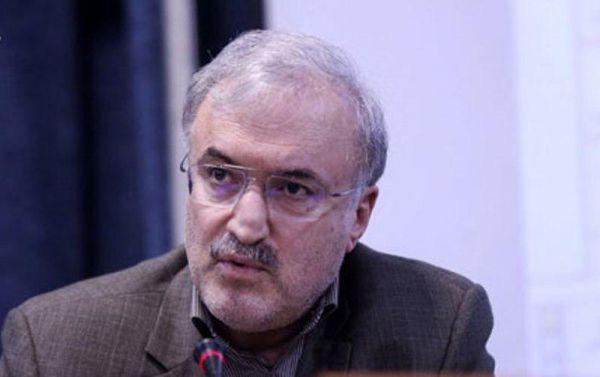 انتقاد وزیر بهداشت از روزنامه دولت در انتشار خبر مرگ زن تهرانی مشکوک به کروناویروس