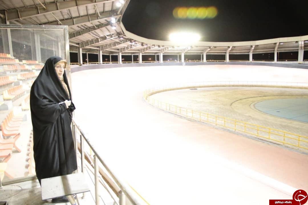 روز نخست سفر معاون وزیر ورزش در کرمان + تصاویر