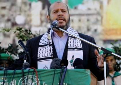 خلیل الحیه، نائب رئیس جنبش مقاومت فلسطین، حماس