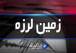 زلزله ۴.۵ ریشتری دیهوک طبس بدون خسارت