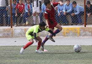 برگزاری اختتامیه مسابقات مینی فوتبال آموزشگاههای ابتدایی شهرستان بافق
