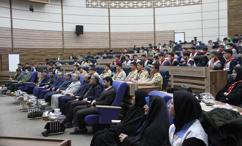 برگزاری همایش اعلام حضور رای اولیها/ مشارکت ۳۷ هزار رای اولی در خراسان شمالی