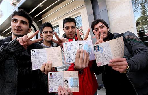 ۶۳ هزار و ۵۹۱ رای اولی در استان همدان