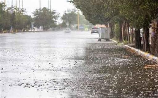 پایان فعالیت سامانه بارشی بعد از بارش در ۱۱ شهرستان سیستان و بلوچستان