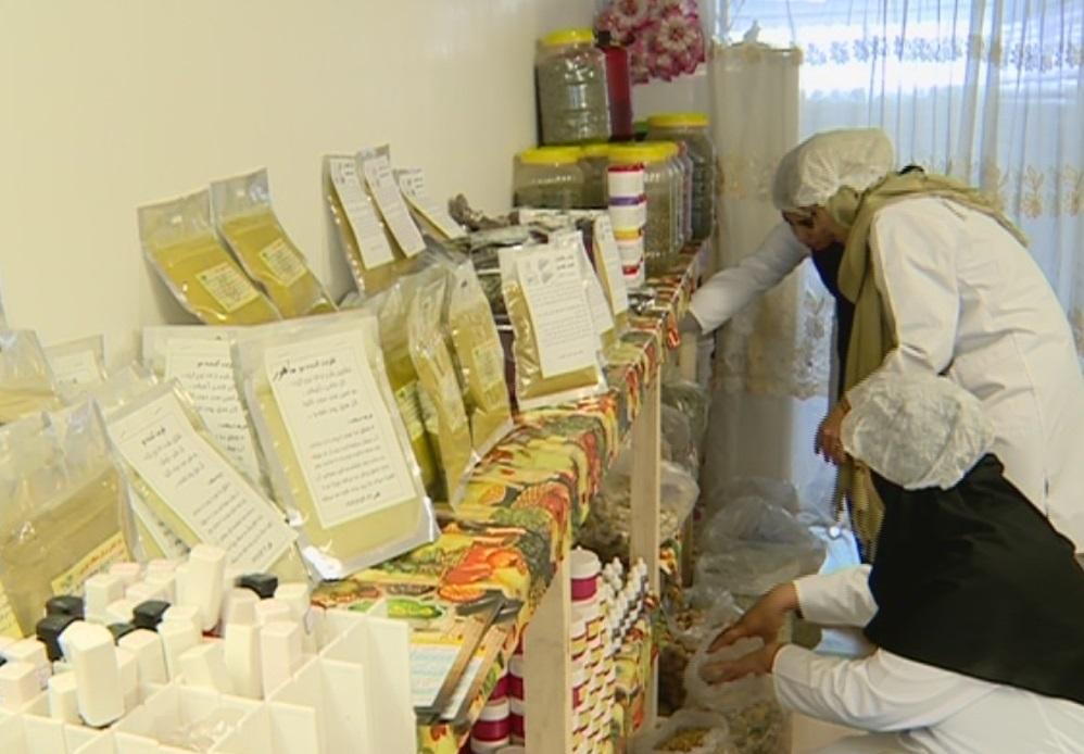 صادرات محصول یک خانه روستایی به خارج از مرزها