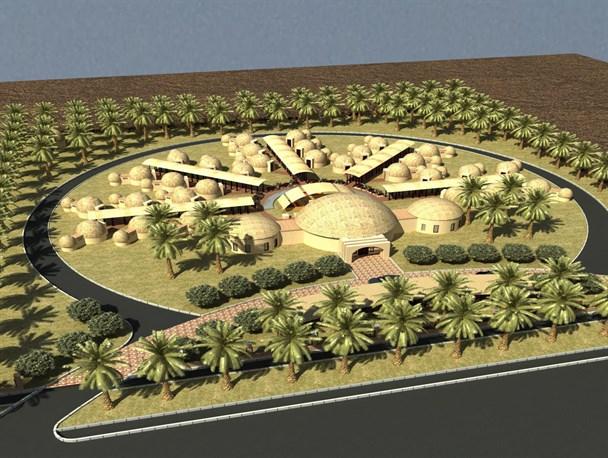 نخستین هتل کپری ایران کجاست؟