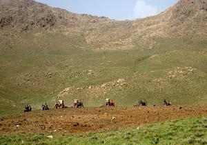 واگذاری اراضی ملی به منظور اجرای طرحهای کشاورزی و غیرکشاورزی