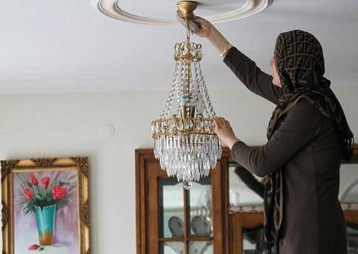 خطرات خانه تکانی را جدی بگیرید