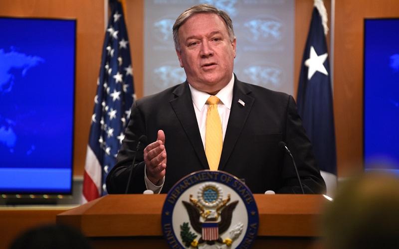 مایک پمپئو: مذاکرات با طالبان پیچیده است