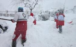 امداد رسانی به بیش از ۱۳ هزار نفر توسط هلال احمر گیلان