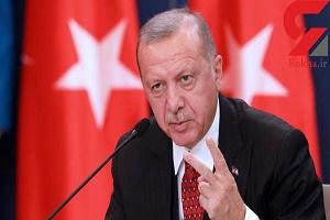 اردوغان: معامله ترامپ، معامله اشغالگری است