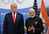هند،سفر،آمريكا،دونالد،مودي،حزب،اقتصاد،فوريه،اعتراض