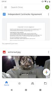 دانلود Google Drive 2.20.061.04 - اپلیکیشن گوگل درایو