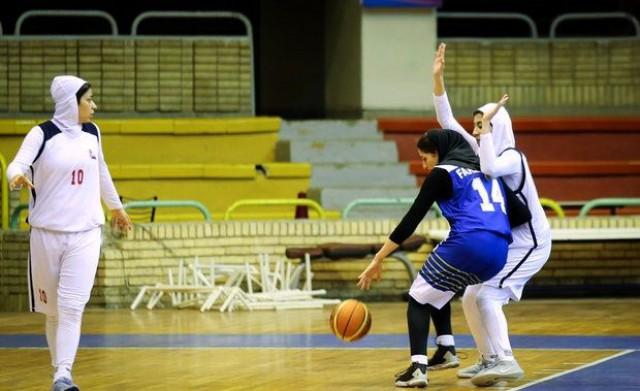 بانوان شهر گرگان فینالیست لیگ برتر بسکتبال شد / پیروزی پاز تهران برابر نماینده هرمزگان