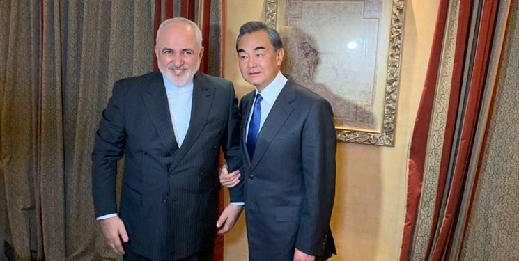 ظریف و همتای چینی در مونیخ دیدار و گفتوگو کردند