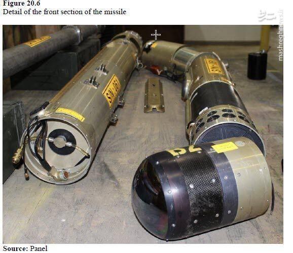 گزارش کارشناسان سازمان ملل از موشک پدافندی جدید انصارالله/ راز سرنگونی پیاپی بالگردها و پهپادهای سعودی برملا شد +تصاویر