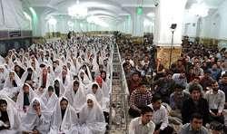 پیوند آسمانی ۳۹۳ زوج دانشجو در استان زنجان