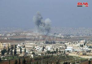 نیروهای سوری روستای «اروم الصغرا» را هم آزاد کردند