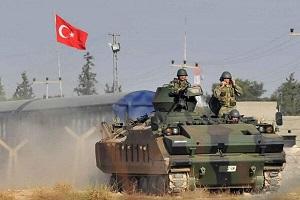 اعزام واحدهای کماندویی ارتش ترکیه به ادلب