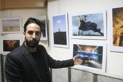 برپایی نمایشگاه عکس بدون ژانر در بندر انزلی