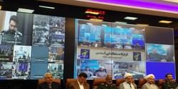 افتتاح پروژههای عمرانی و مردمیاری قرارگاه قدس