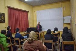 برگزاری نمایش فیلم وعکس و کارگاههای آموزشی در انزلی