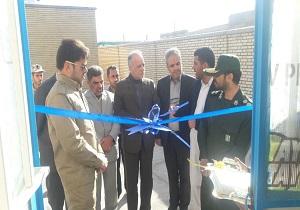 افتتاح مدرسه اشتغال شهرک مهردشت درح