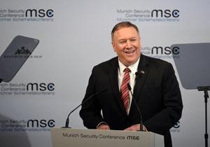 پمپئو: روسیه، ایران و چین، برای تحمیل سلطه خود بر دیگران تلاش میکنند!