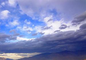 پیش بینی افزایش ابر و بارش پراکنده