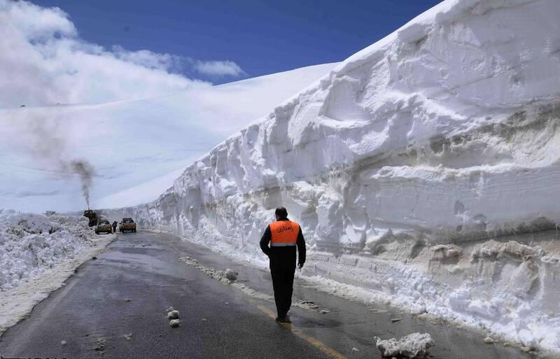 گام آخر در حل مشکلات ناشی از برف گیلان