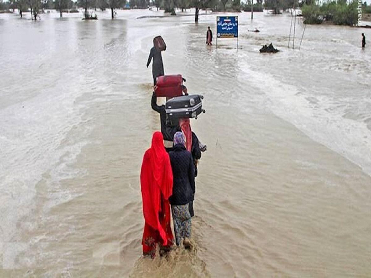 آخرین وضعیت مناطق سیل زده سیستان و بلوچستان/ آب شرب ۱۷ روستا همچنان قطع است